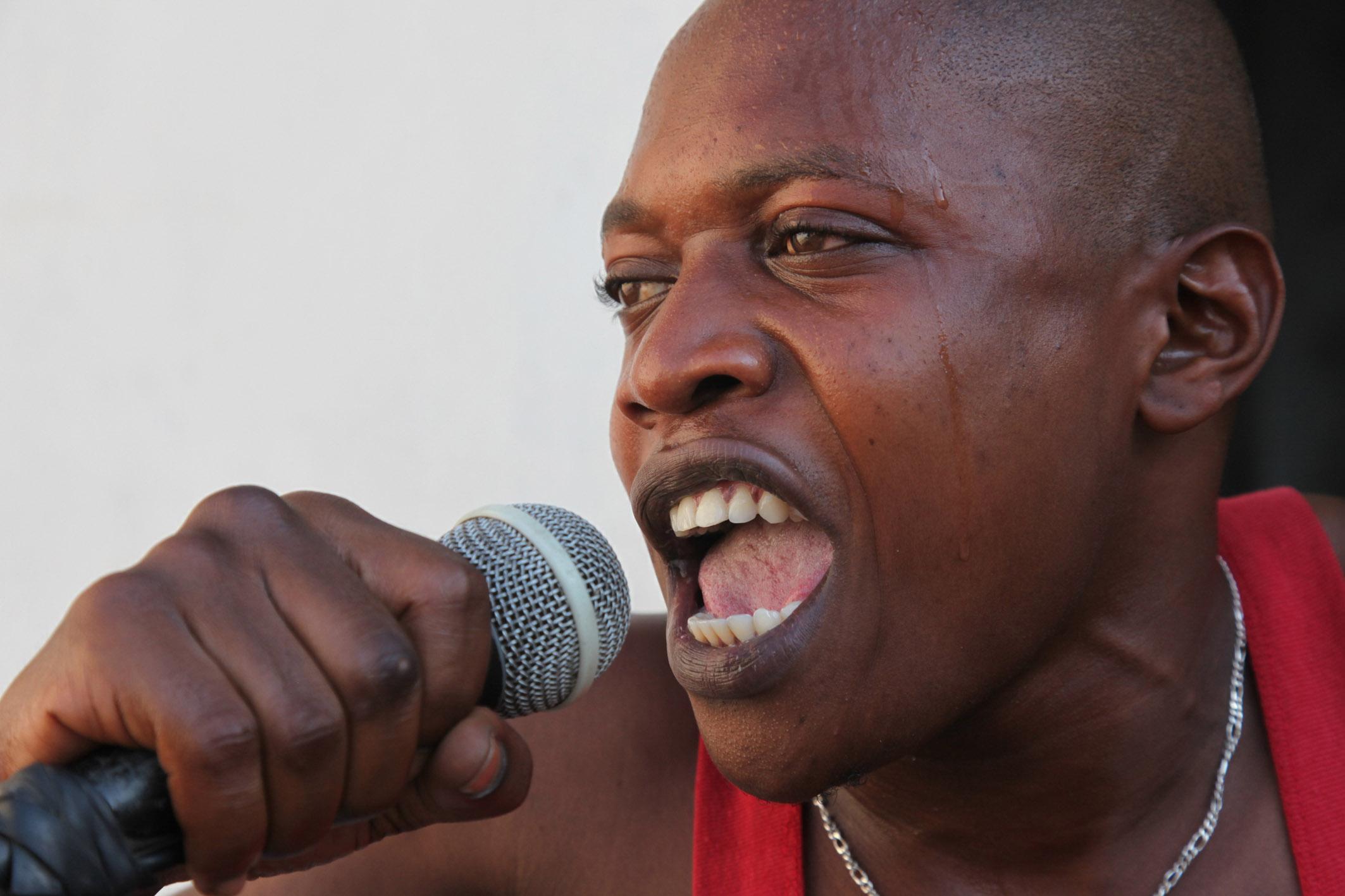 Jagwa Music | Clandestino Festival 2012